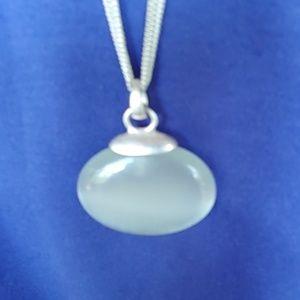 Moonshine necklace.